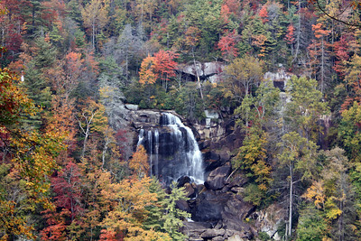 Waterfalls & Fall Color-NC & SC-10/24/10